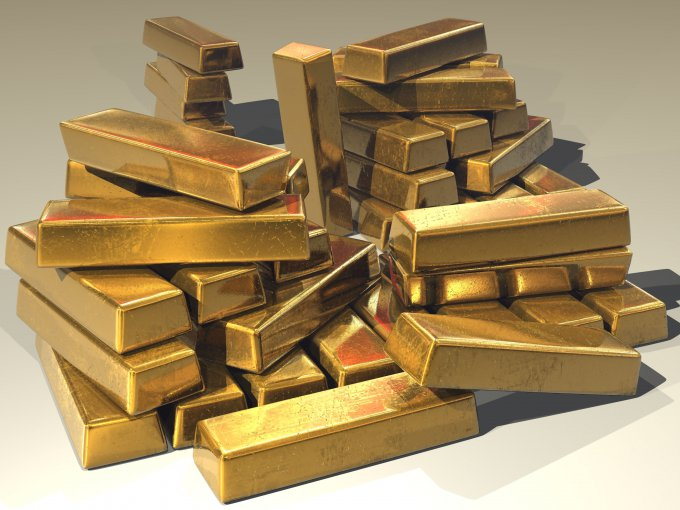 Investitionen in Gold